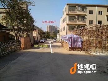 超级笋盘广东广州从化区街口高速路口1400平方米商业用地厂房仓库办公楼用地2.1亩现土地及楼房